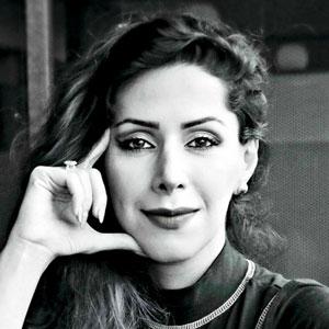 Zina Jarrahi  Cinker